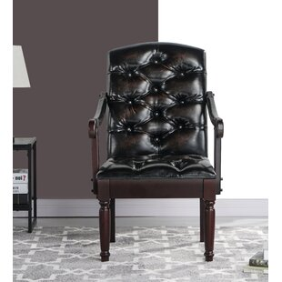 Diamondback Traditional Upholstered Dining Chair