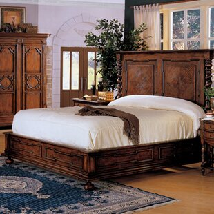 Eastern Legends Monte Bianca California King Panel Bed