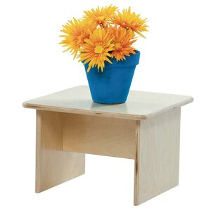 Children's End Table by Wood Designs