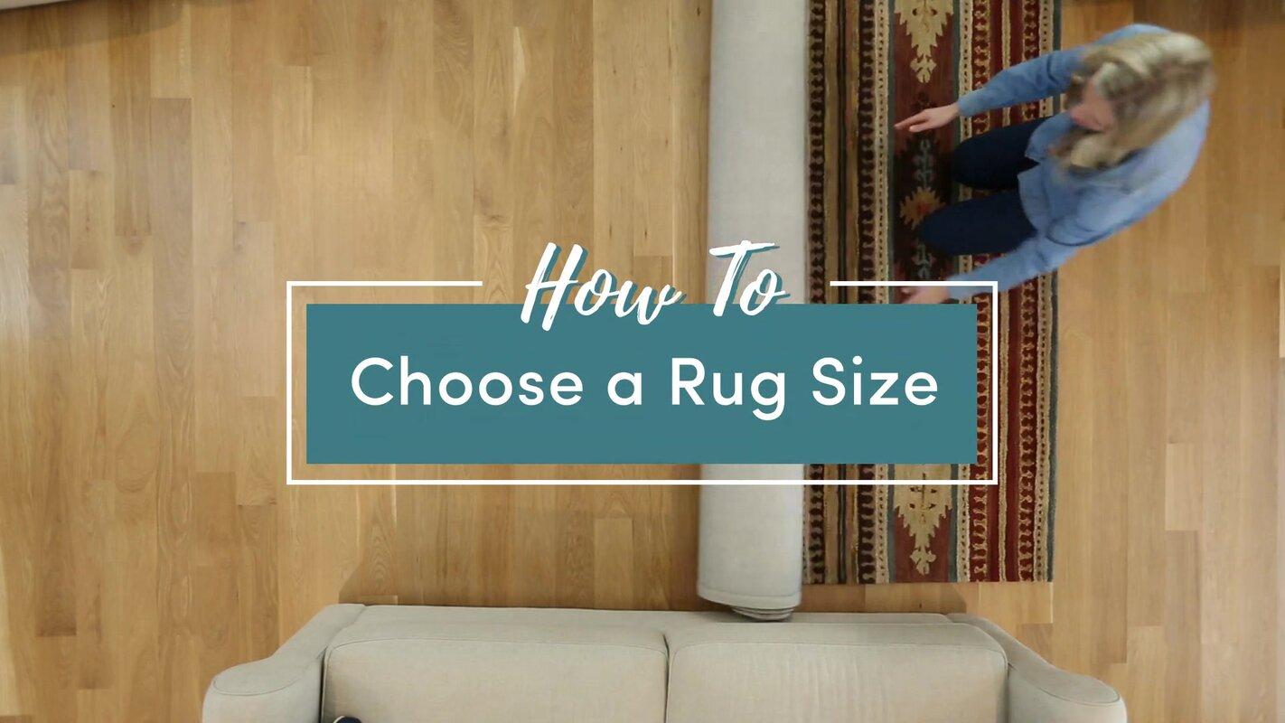 Impressa Rust Area Rug