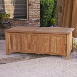 Wildon Home ® Bridgewater Teak Deck Box