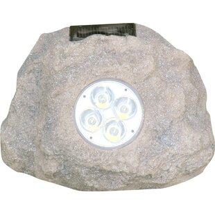 Low priced Solar 4-Light Spot Light (Set of 3) By Homebrite Solar