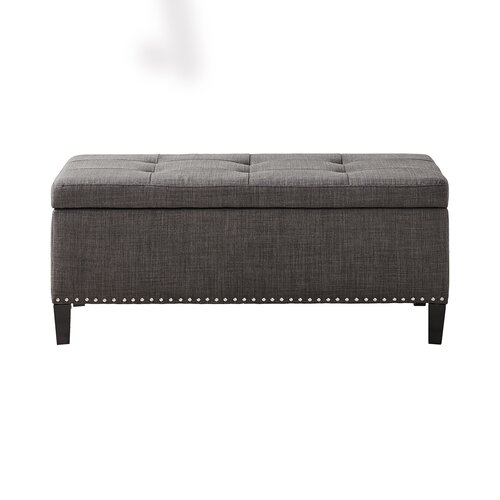 Brilliant Brecksville Tufted Storage Ottoman Andrewgaddart Wooden Chair Designs For Living Room Andrewgaddartcom