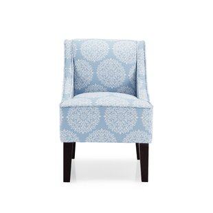 Adams Swoop Side Chair by Andover Mills