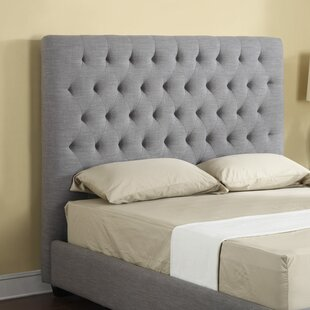 Darby Home Co Plath Upholstered Panel Headboard