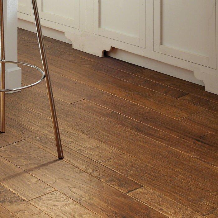 Greensboro Hickory 2 7 Thick X Random Width X Varying Length Engineered Hardwood Flooring