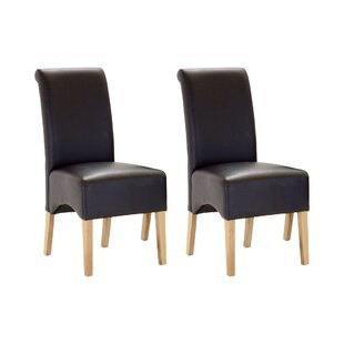 Jerrie Upholstered Dining Chair (Set Of 2) By 17 Stories