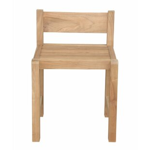 Sedona Teak Patio Dining Chair