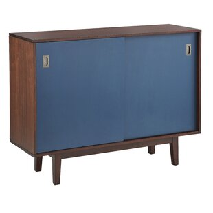 Ganley 2 Door Accent Cabinet by George Oliver