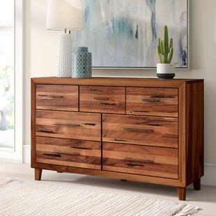 Tarin 7 Drawer Dresser by Mistana