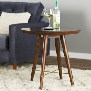 Affordable Cushendall End Table by Corrigan Studio