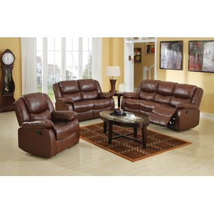 Best Reviews Madelaine Reclining Configurable Living Room Set by Red Barrel Studio Reviews (2019) & Buyer's Guide