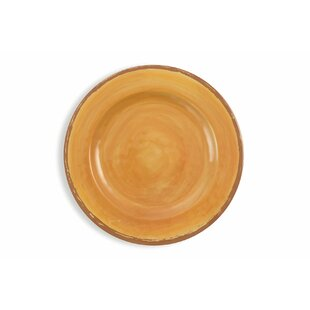 Baita Melamine 23cm Salad Plate (Set Of 6) By Villa D'Este Home
