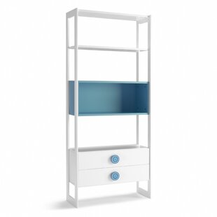 Pamplona 190cm Book Cabinet by Hazelwood Home