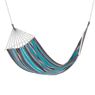 Bloomsbury Market Mccranie Ocean View Cotton Tree Hammock