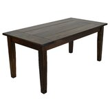 Pelagia Solid Wood Dining Table by Loon Peak®