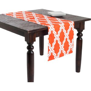 Patty Moroccan Design Table Runner