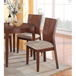 Latitude Run Hepp Upholstered Dining Chair (Set of 2)