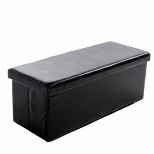 Dahlgren Storage Ottoman by Red Barrel Studio