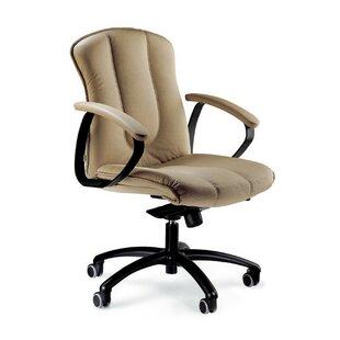 Borgo Millenium Leather Executive Chair
