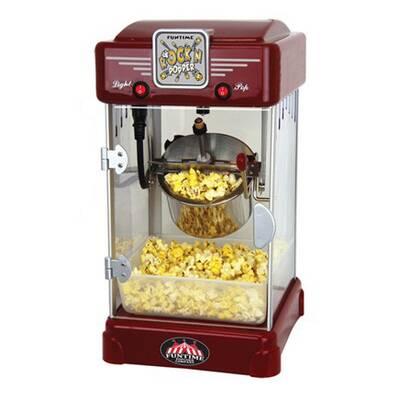 2 5 Oz Tabletop Kettle Popcorn Machine