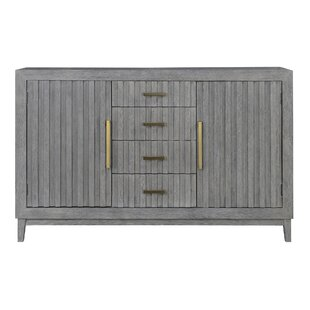 Peirce 4 Drawer Buffet