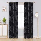 Metallic Curtains Wayfair