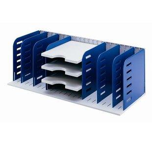 24.8cm H X 72.3cm W Basic Desk Unit By Symple Stuff