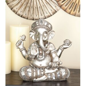 Shelf Ganesh Figurine