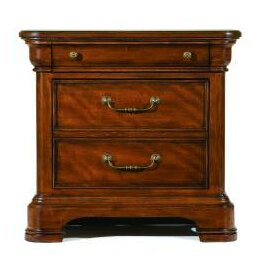 Darby Home Co Edith 3 Drawer Nightstand