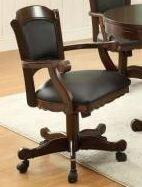 Wildon Home ® Atlantic Gaming Bankers Chair