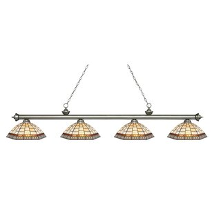 Fleur De Lis Living Billington 4-Light Billiard Light