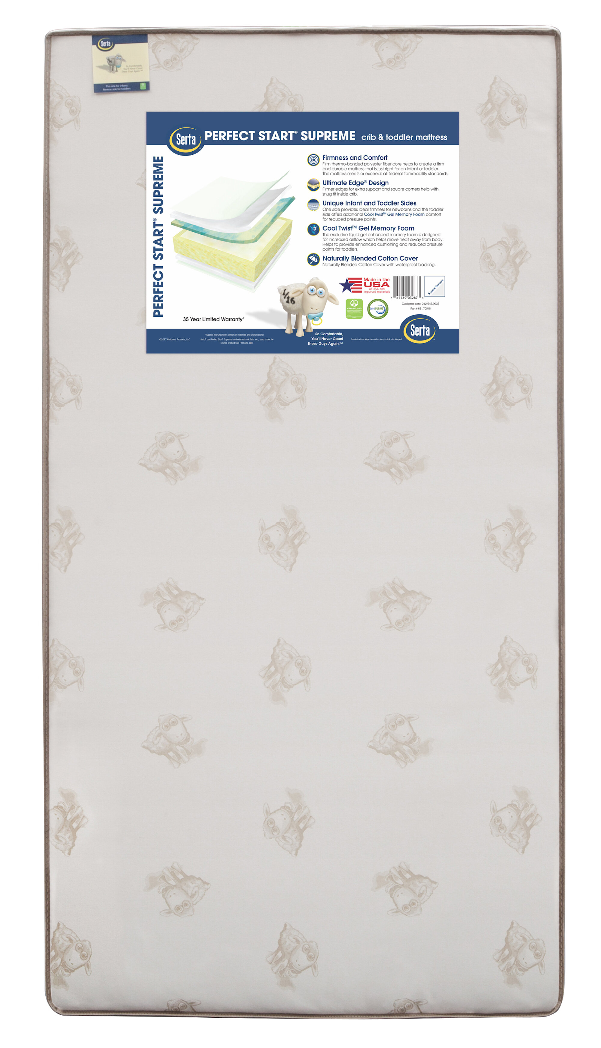 classically flower mattress toddler bed white modern us blossom pkolino pkffchtbbm cool little pkffmtbwh