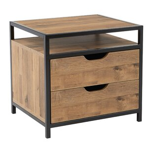 Golding 2 Drawer Nightstand