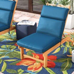 Highland Dunes Indoor/Outdoor Sunbrella Chair Cushion