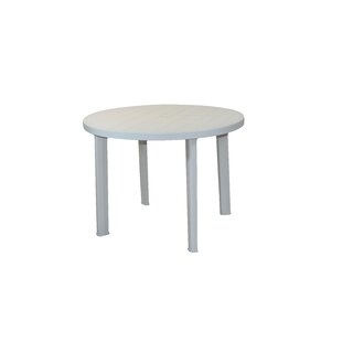Fielden Plastic Dining Table By Sol 72 Outdoor