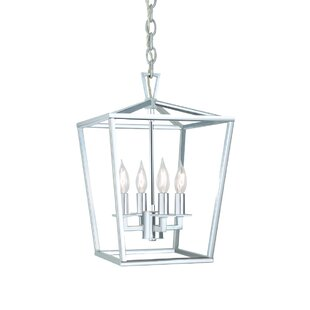 Daxton Cage 4-Light Geometric ..