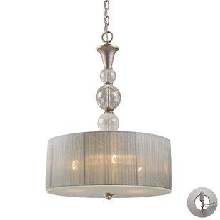 Willa Arlo Interiors Stanmore 3-Light Pendant