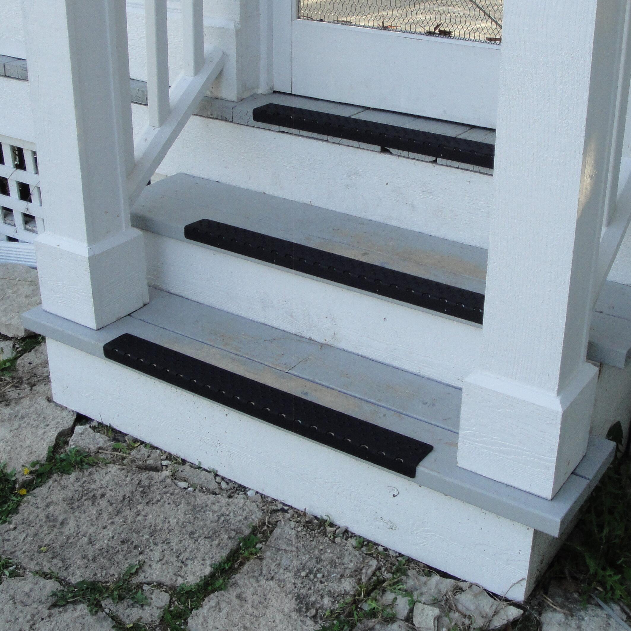 Beau Bester Black Nosing Stair Tread