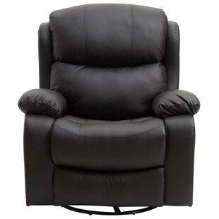 Sechrist Manual Swivel Recliner By Mercury Row