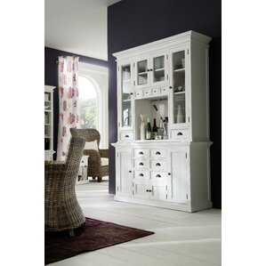 Amityville Kitchen China Cabinet by Beachcrest Home