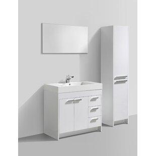 Zuzanna 36 Single Bathroom Vanity Set By Orren Ellis