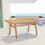 Reanna Wooden Dining Table