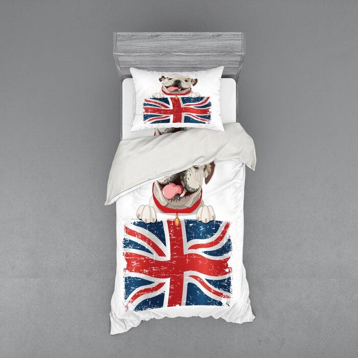British Bulldog  3D home hang up sign great Christmas stocking filler
