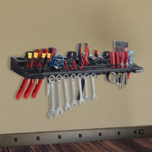 Check Prices Wall Mount Tool Organizer Shelf By Stalwart
