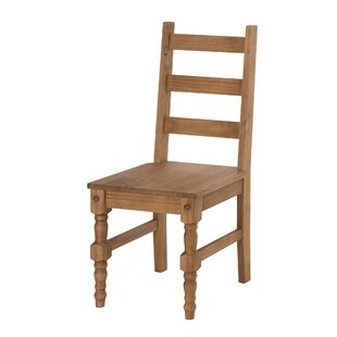 Pinard Solid Wood Dining Chair (Set of 2)