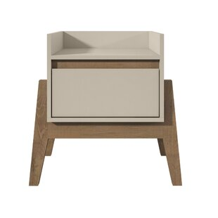 Taul 1 Drawer Nightstand