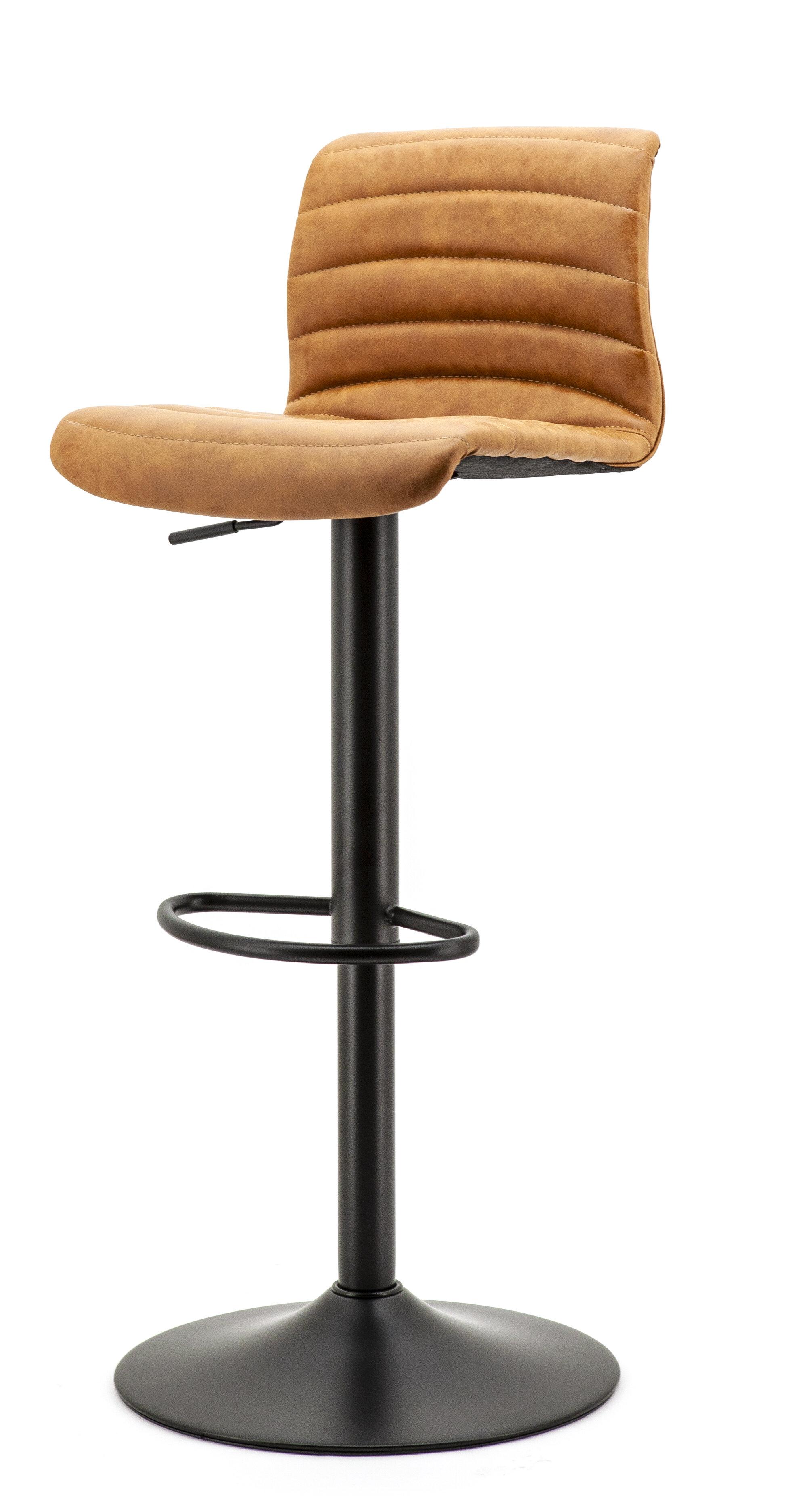 By Boo Spritzer Swivel Adjustable Height Bar Stool Wayfair