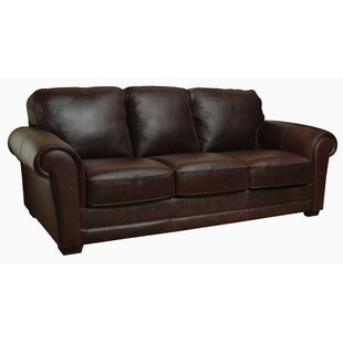 Buda Leather Sofa by Willi..