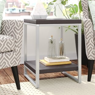 Jared End Table by Wrought Studio